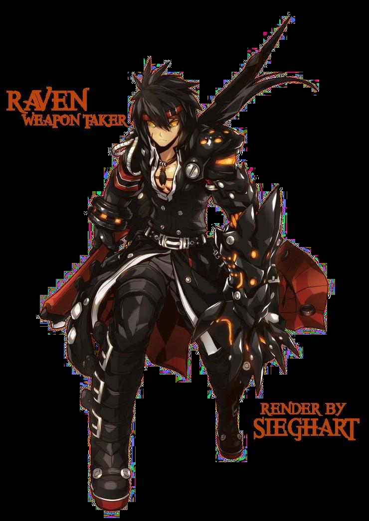 Les 9 principaux  Raven_10