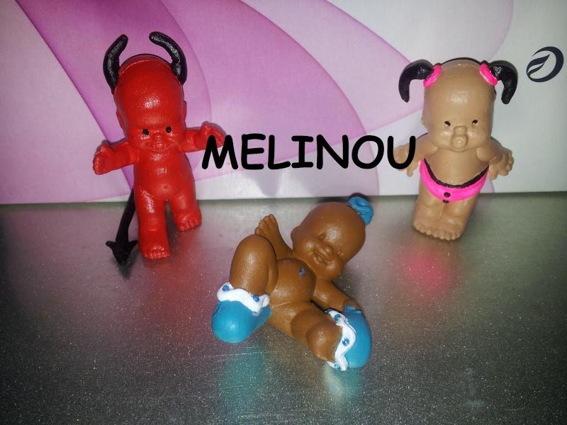 Customiser vos babies abimés pour ne pas les jeter Babies10