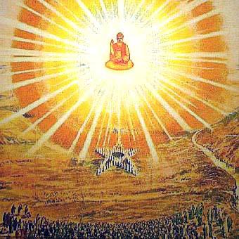 La fête du Wesak, fête du Bouddha - Pleine Lune de Mai Buddah10