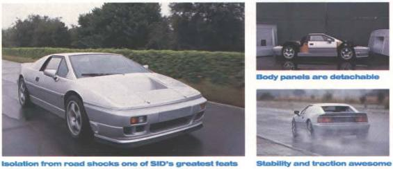 Lotus Esprit limited edition  Sid_310