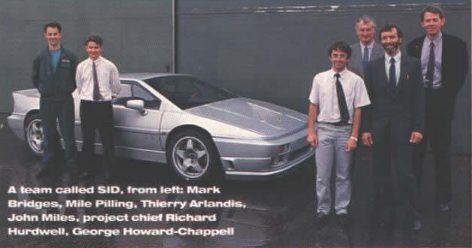 Lotus Esprit limited edition  Sid_410