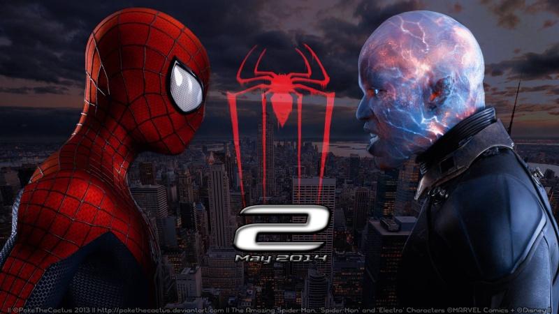 The Amazing Spider-Man 2 - Clasificación (PG-13) 09ec8210