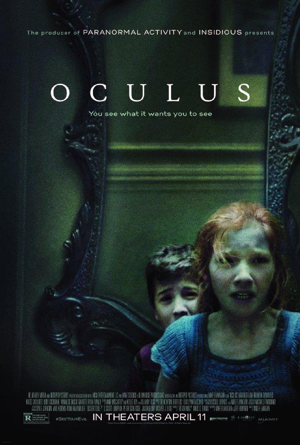 OCULUS - Clasificación MPAA: (R) 20140310