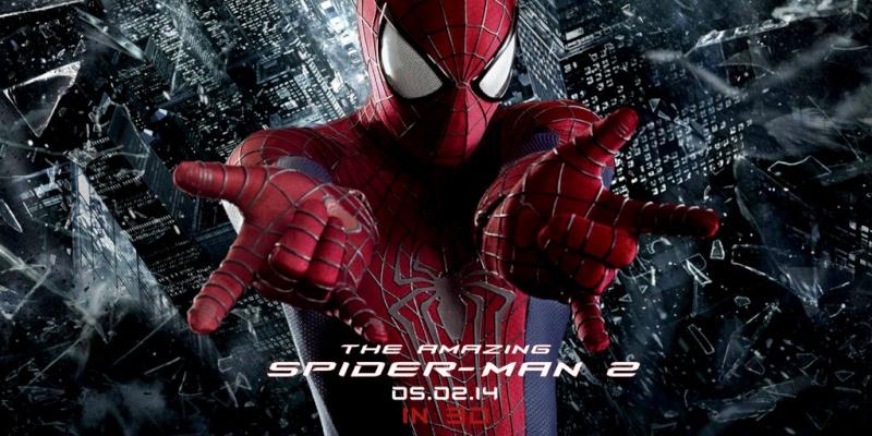 The Amazing Spider-Man 2 - Clasificación (PG-13) Amazin10