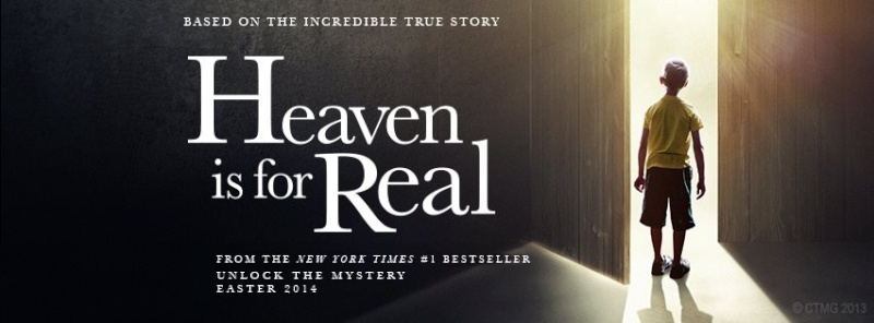 Heaven Is for Real - Clasificada PG Cine_n10