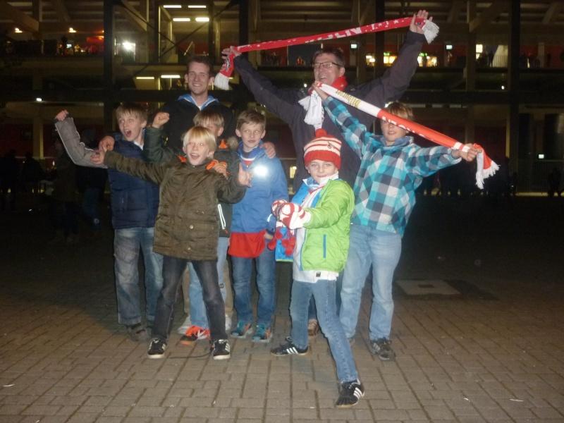 E-Jugend der SG beim 1. FC Köln P1040314