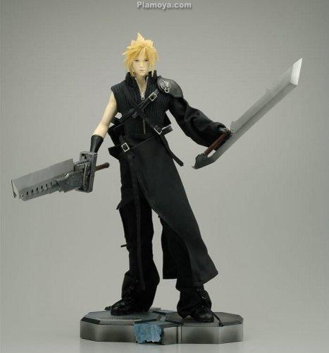Figurine Final Fantasy 7 renseignements débutant 5c3e0510