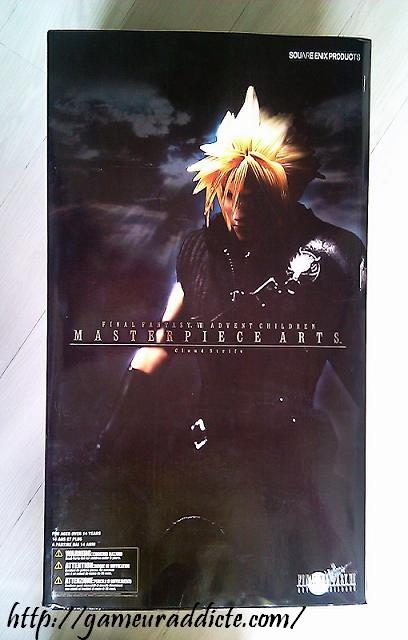 Figurine Final Fantasy 7 renseignements débutant Advent10