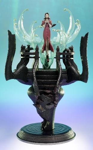 Figurine Final Fantasy 7 renseignements débutant Aerith10