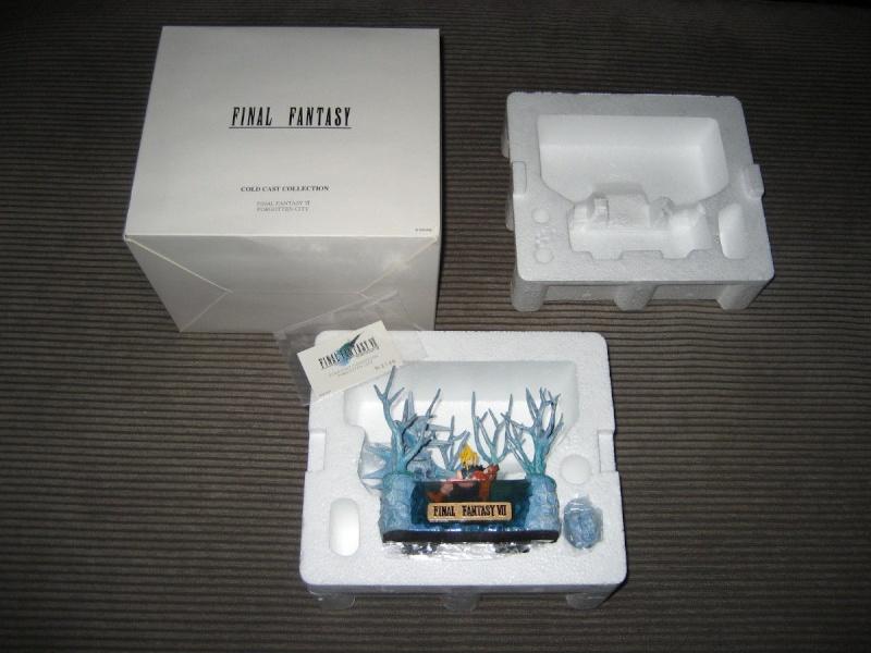Figurine Final Fantasy 7 renseignements débutant Final-16