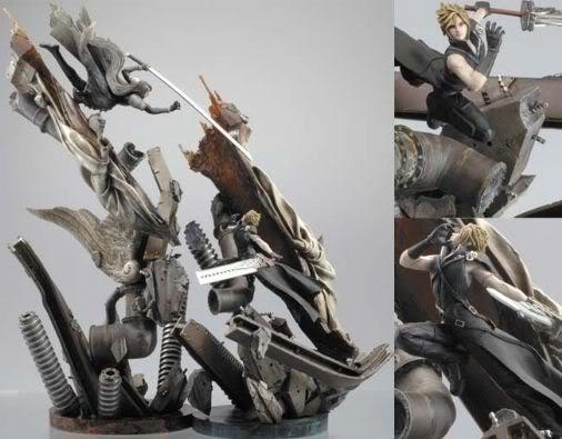 Figurine Final Fantasy 7 renseignements débutant Final-17