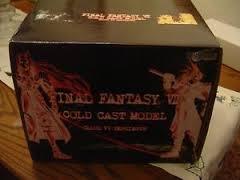 Figurine Final Fantasy 7 renseignements débutant Image197