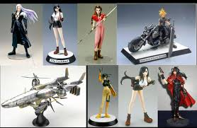 Figurine Final Fantasy 7 renseignements débutant Image198