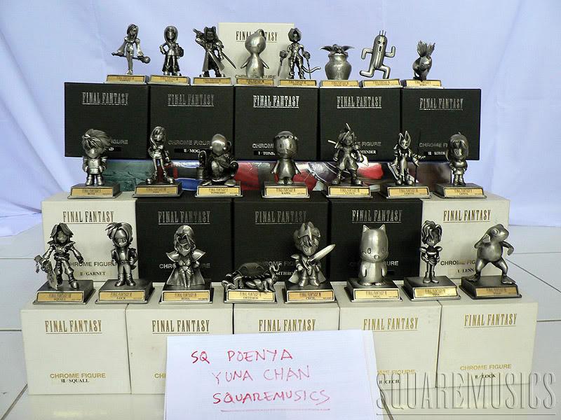 Figurine Final Fantasy 7 renseignements débutant P1070210