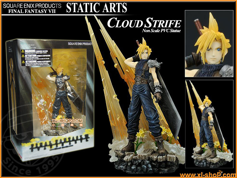 Figurine Final Fantasy 7 renseignements débutant Sqe-ff10