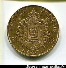 50 Francs Napoleon III tête nue 40768b10