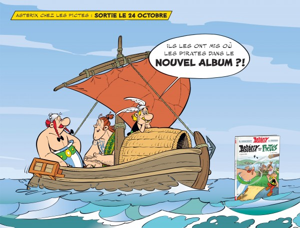 """""""Astérix chez les Pictes"""" tome 35 (24 octobre 2013) - Page 14 Asteri15"""