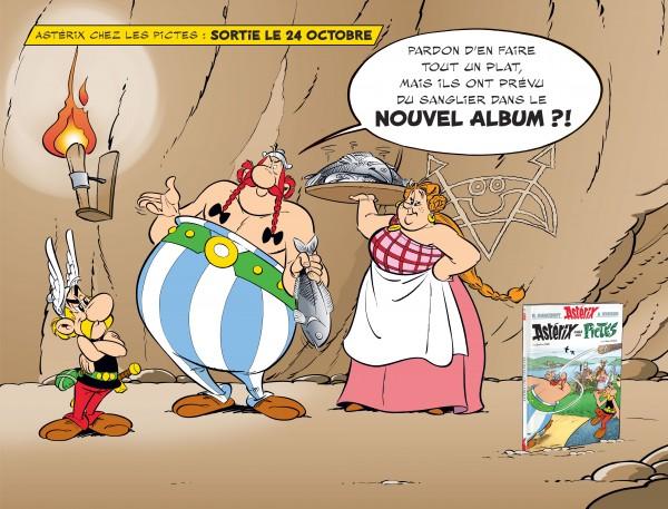 """""""Astérix chez les Pictes"""" tome 35 (24 octobre 2013) - Page 14 Asteri17"""