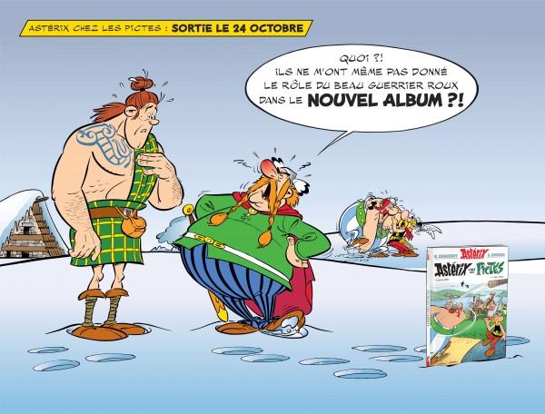 """""""Astérix chez les Pictes"""" tome 35 (24 octobre 2013) - Page 14 Asteri18"""