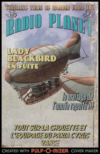 LADY BLACKBIRD jeu de rôle narrativiste Pulp-o10