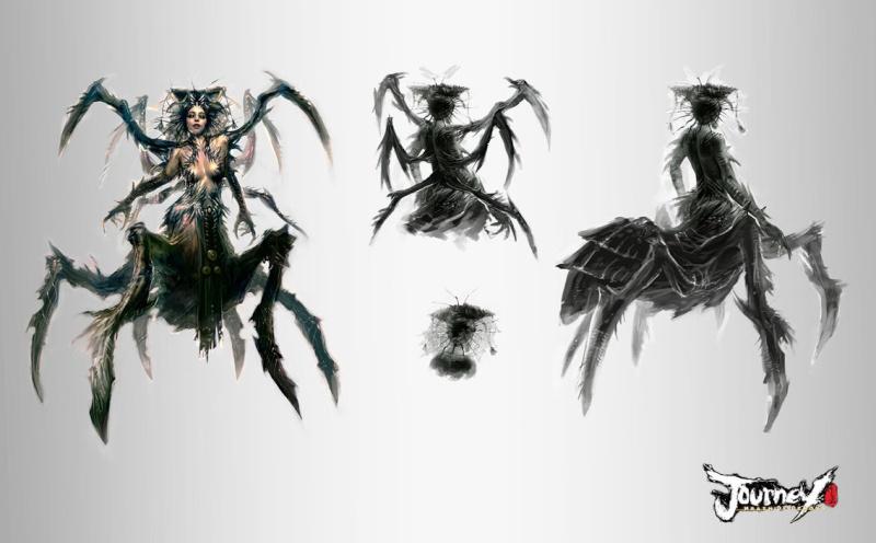 LADY BLACKBIRD jeu de rôle narrativiste - Page 5 Spider10