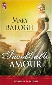 [Balogh, Mary] Ces demoiselles de Bath - Tome 2: Inoubliable amour Inoubl10