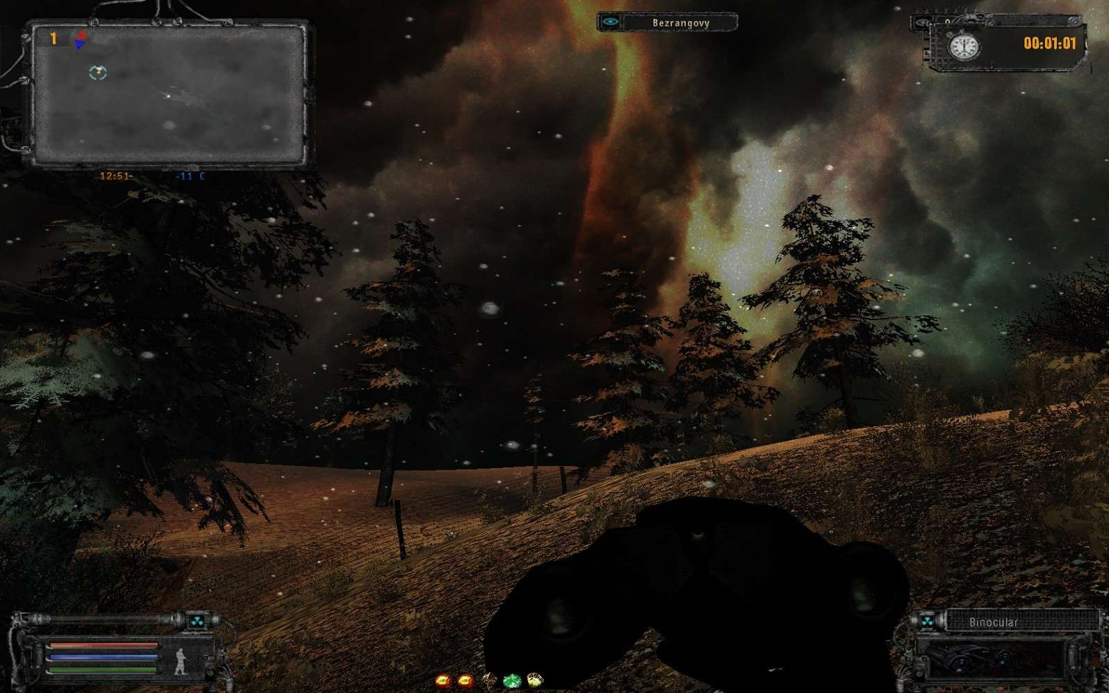 Nature Winter 2.3 Black Edition (eng 1.01 Deluxe) Images Gallery! Serie:1# A11
