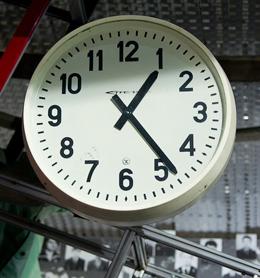 Musée de Tchernobyl à Kiev Montre10