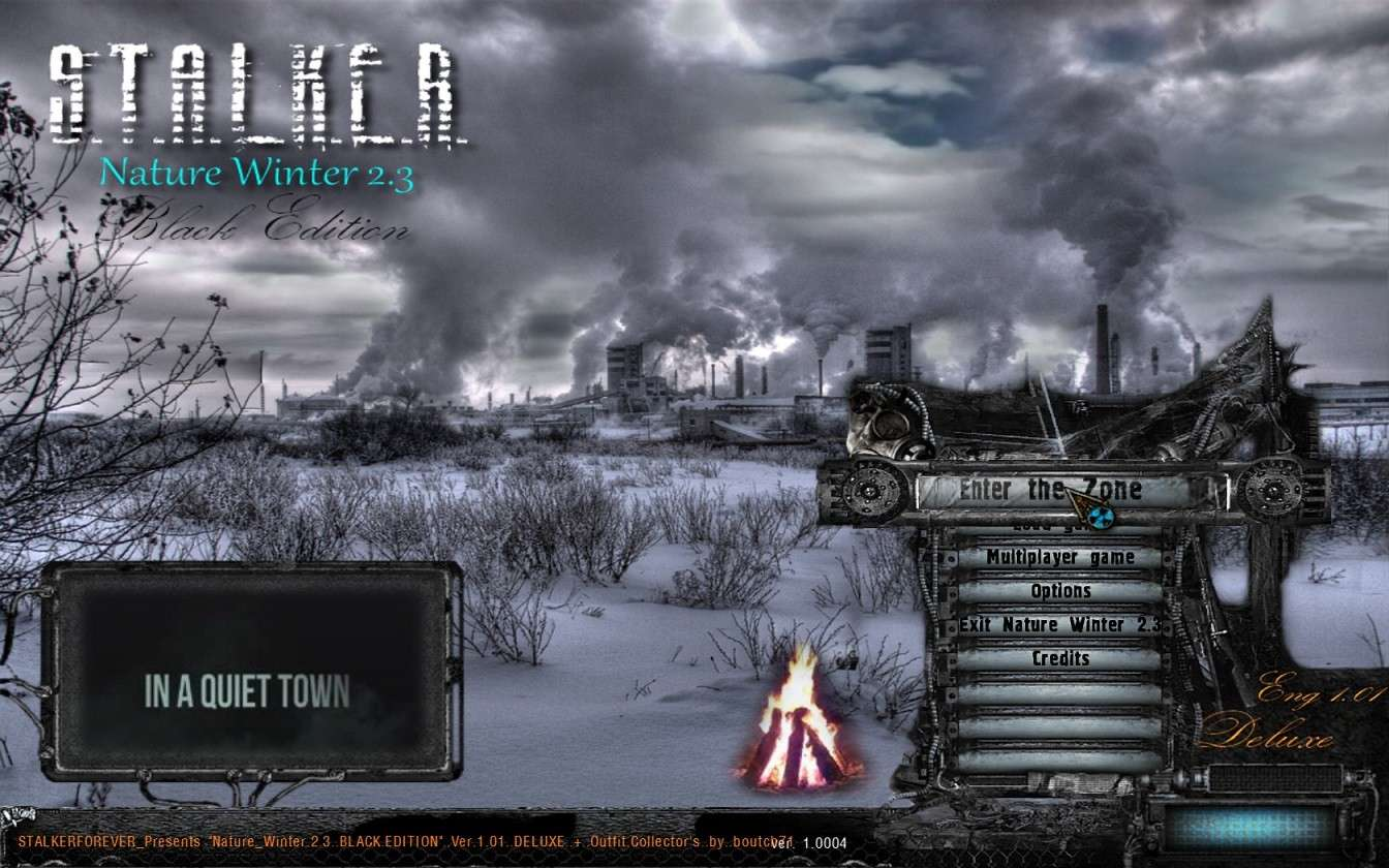 Nature Winter 2.3 Black Edition (eng 1.01 Deluxe) Images Gallery! Serie:1# Xr_3da37