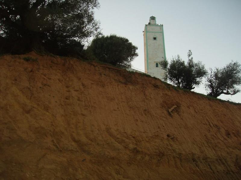 أشغال الخط الطرقي الجديد بحد الغربية تهدد مسجد الخلوة 12351110