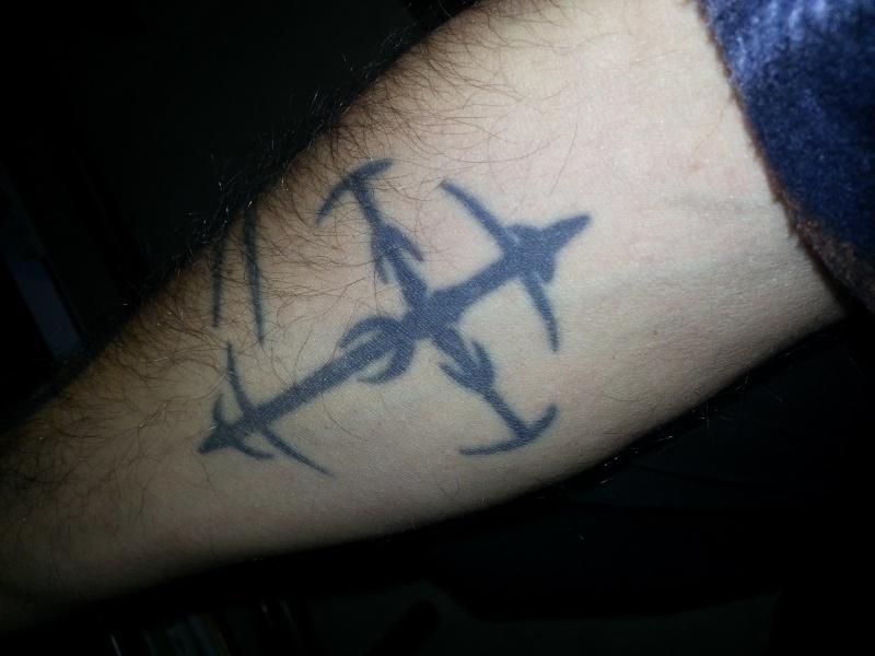 La galerie des tatouages des hôtes du manoir 20131020
