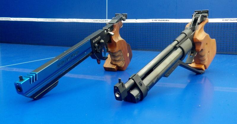BAIKAL IZH 46M et Alfa Proj Classique cal.4,5mm Droitier Imgp4312