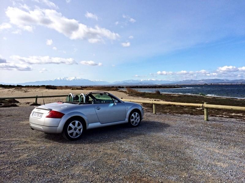 Audi TTR 180 MK1  210