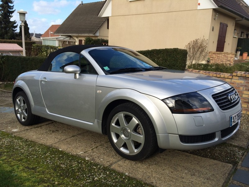 Audi TTR 180 MK1  610