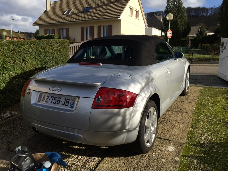 Audi TTR 180 MK1  710
