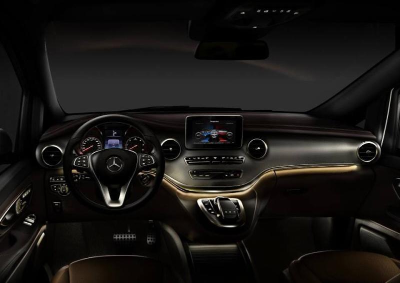 2014 - [Mercedes] Classe V/Vito - Page 5 11501410