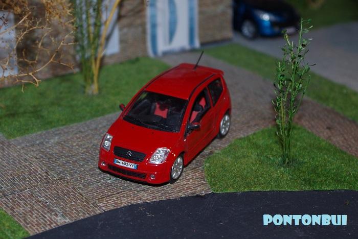 03 - Citroën ( Les Modernes Post-1990 )  C2_by_10