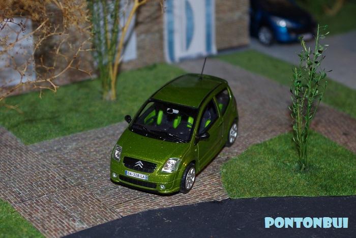 03 - Citroën ( Les Modernes Post-1990 )  C2_ver11