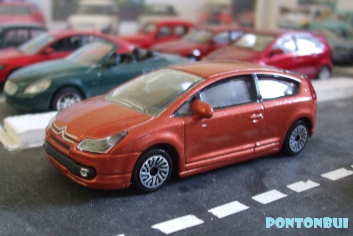 03 - Citroën ( Les Modernes Post-1990 )  C4_cou10