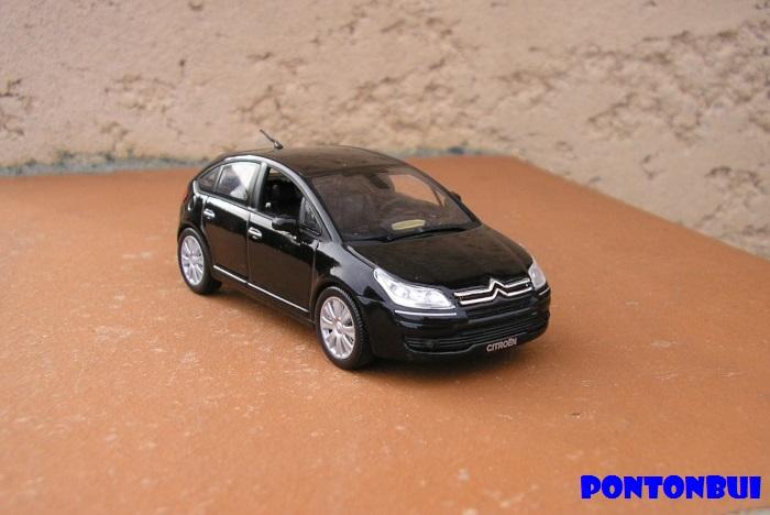 03 - Citroën ( Les Modernes Post-1990 )  C4_noi10