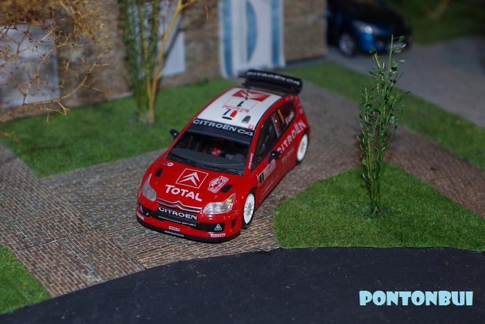 03 - Citroën ( Les Modernes Post-1990 )  C4_ral10
