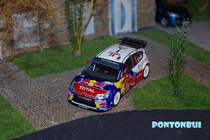 03 - Citroën ( Les Modernes Post-1990 )  C4_ral11