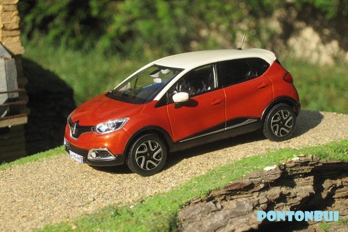 * 01 - Renault ( Les modernes post-1990 )  Captur10