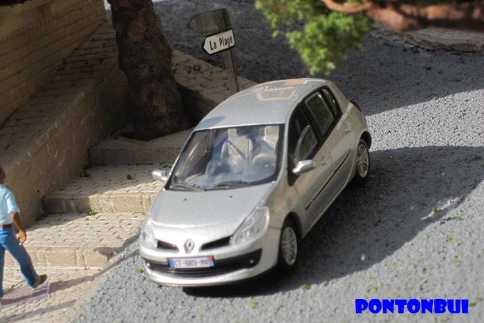 * 01 - Renault ( Les modernes post-1990 )  Clio_312