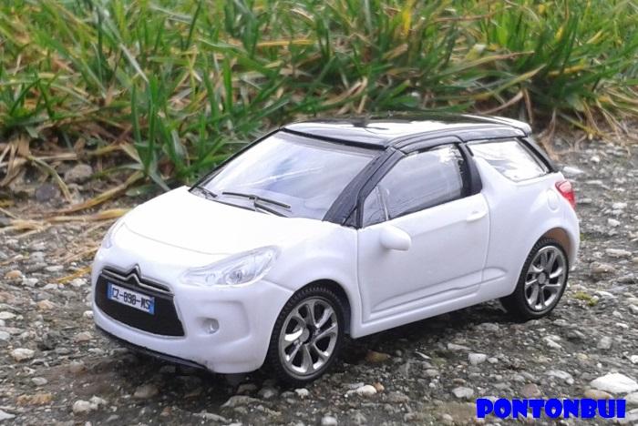 03 - Citroën ( Les Modernes Post-1990 )  Ds3_mo11