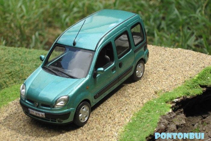 * 01 - Renault ( Les modernes post-1990 )  Kangoo16