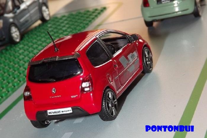 * 01 - Renault ( Les modernes post-1990 )  Renaul16