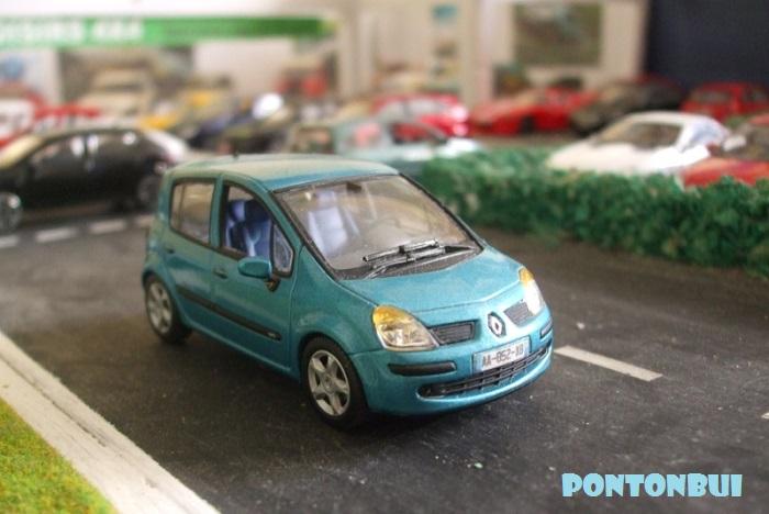 * 01 - Renault ( Les modernes post-1990 )  Renaul36