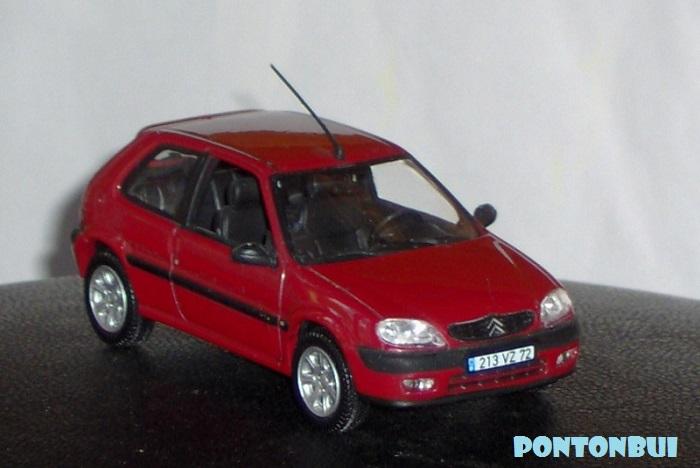 03 - Citroën ( Les Modernes Post-1990 )  Saxo_111