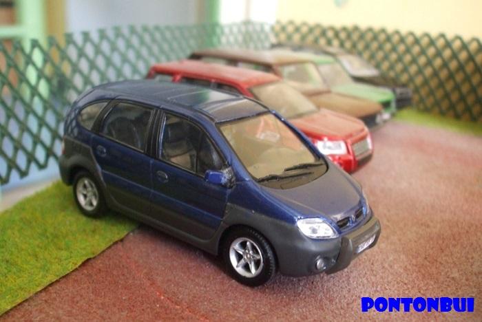 * 01 - Renault ( Les modernes post-1990 )  Scanic15